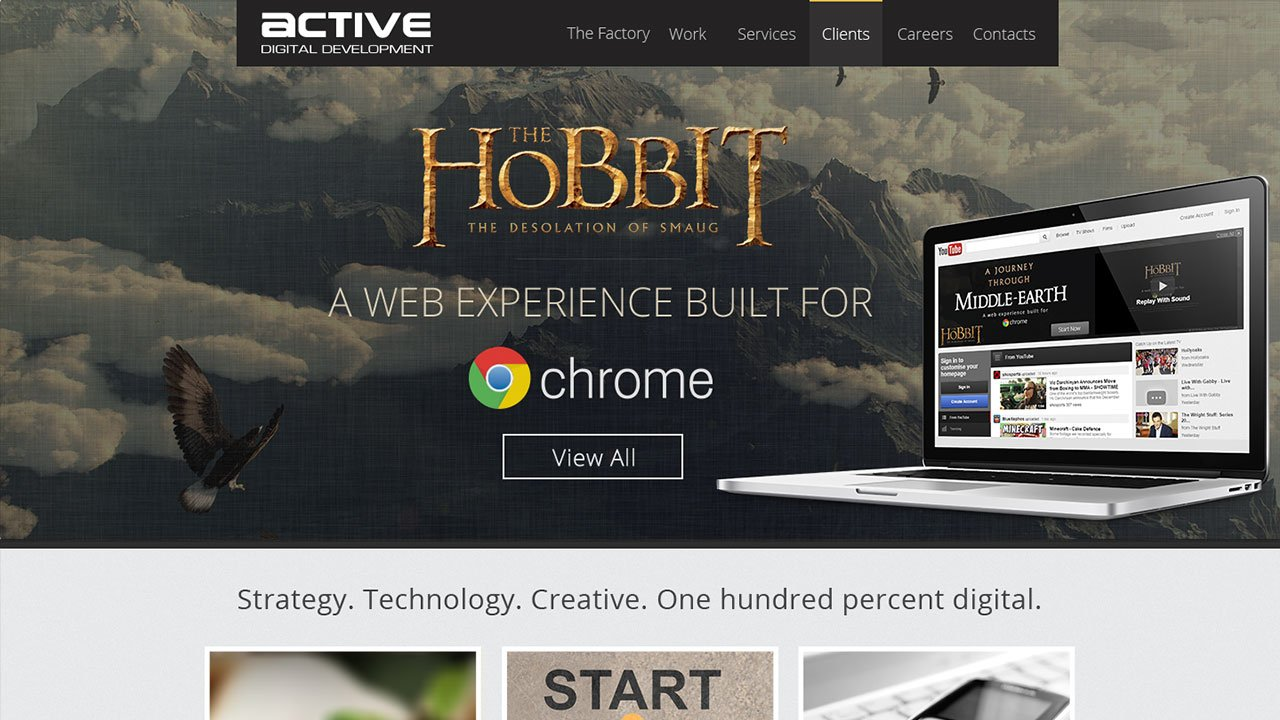 Active Digital Development